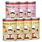 岡根屋 パンの缶詰