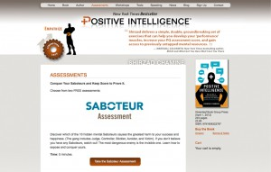 Positve Intelligenceのサイト